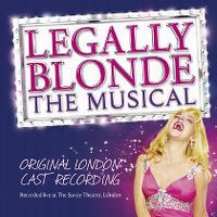 Cover Musical - Legally Blonde [Original London Cast Recording]